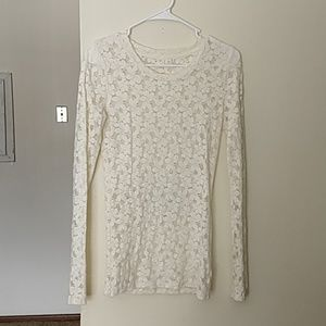 Anthro eloise lacd top